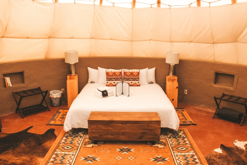 Glamping in Big Bend Country: A Review of Basecamp Terlingua